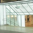 札幌駅構内導光パネル